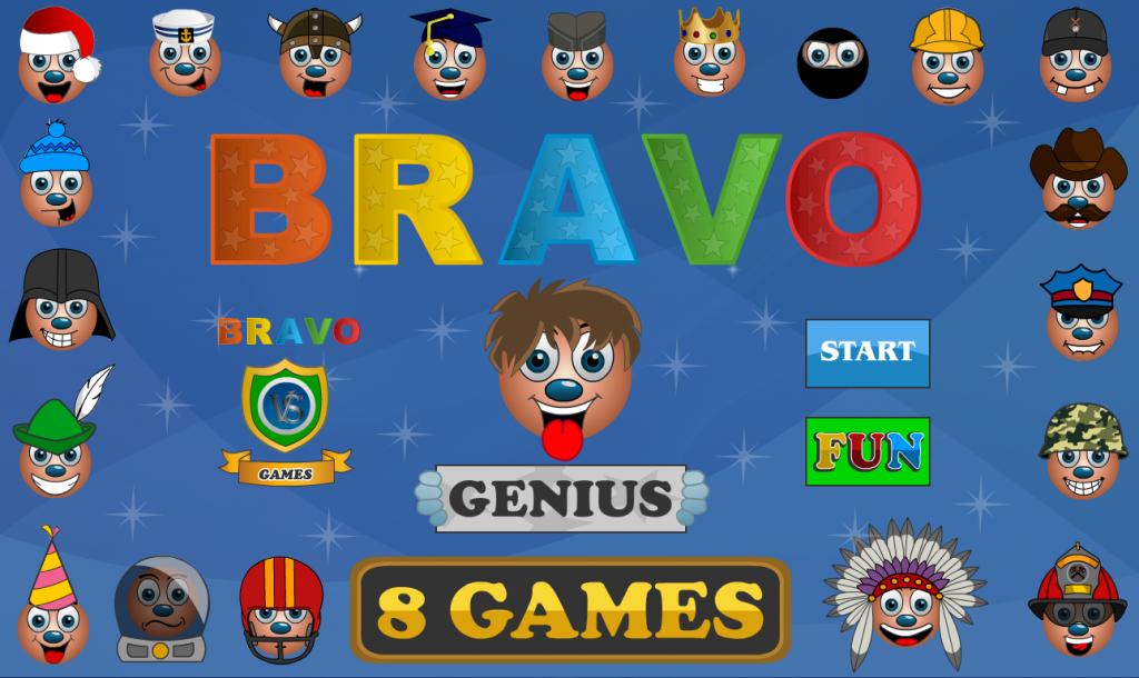 Bravo Genius Promote