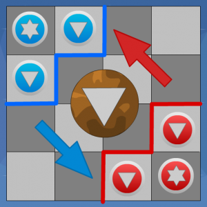 Advanced Checkers Icon