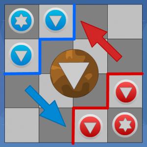 Advanced Checkers Icon