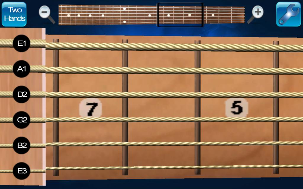 Realna Gitara