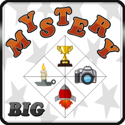 Big Mystery - the best puzzle game by VS Games