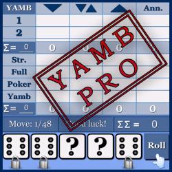 Standard Yamb za android VojaMaher - Pro